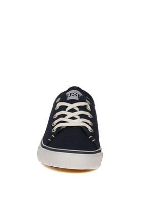 US Polo Assn TOGA Lacivert Kadın Sneaker Ayakkabı 100249571 2