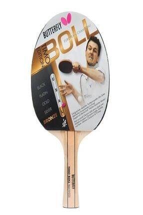 BUTTERFLY Timo Bronze Masa Tenisi Raketi (85011) 0