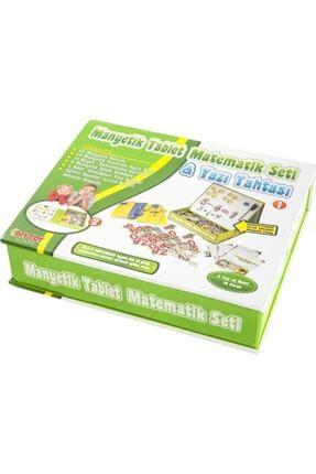 Diytoy Manyetik Tablet Matematik Seti 3