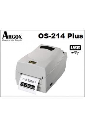 Argox Os-214 Plus Termal/termal Transfer Barkod Yazıcı 2