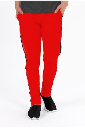 Fabregas Erkek Kırmızı  Şeritli Eşofman Altı 0