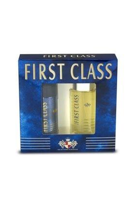 First Class Edt 100 Ml+deo 150 Ml Parfüm Set Karton Fırst Class 0