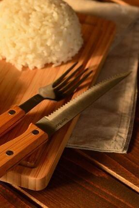 Bambum B2805 Yukon Mıx 2 Parca Steak Seti 0