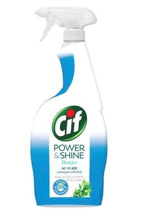 Cif Power & Shine Banyo Sprey Temizleyici 750 ml 0