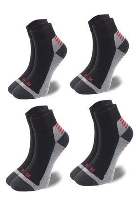 topsocks Spor Ayakkabı Kısa Çorap 4 Çift 0