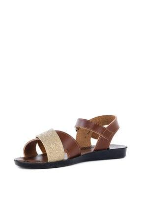 BEHTAH GEZER Kadın Taba Sandalet 2