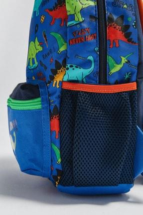 LC Waikiki Erkek Çocuk Canlı Mavi K6M Sırt Çantası 3
