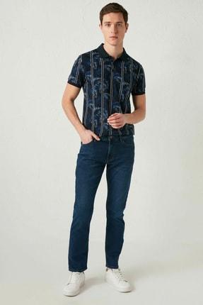 LC Waikiki Erkek Koyu Rodeo Jean 1