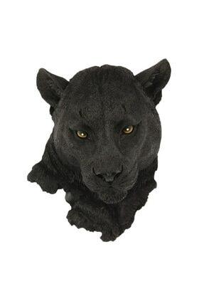 SWAN STORE Dekoratif Puma Kafası Duvar Süsü 0