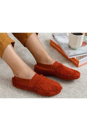 English Home New Soft Kadın Çorap Kiremit 0