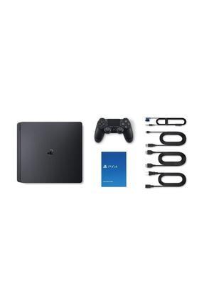 Sony Playstation 4 Slim 500 Gb + Gta V + Days Gone + God Of War + Psn (eurasia Garantili) 3
