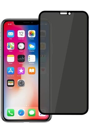OBEV Iphone 11 Uyumlu Temperli Tam Koruma Hayalet Cam Ekran Koruyucu 0
