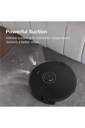 Roborock S5 Max Siyah Robot Süpürge Vacuum Cleaner 2