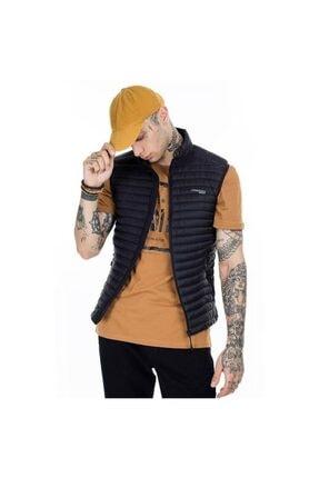 Lumberjack Erkek Siyah Perry Vest Yelek 100438128 1