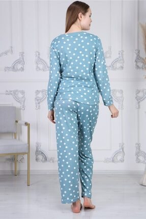 Comfylla Puantiyeli Termal Pijama Takımı 2