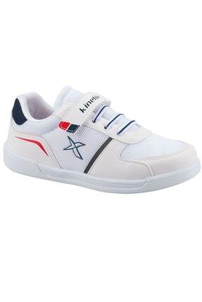 Kinetix KREJA 1FX Beyaz Erkek Çocuk Sneaker Ayakkabı 100585190 0