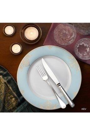 Kiev 85 Prc Fine Bone Porselen Yemek Takımı tdkiev10