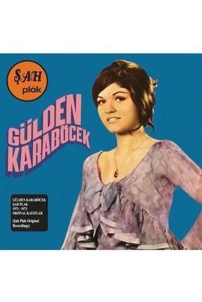 Gülden Karaböcek - (1971-1973) Şah Plak Kayıtları (plak) P122