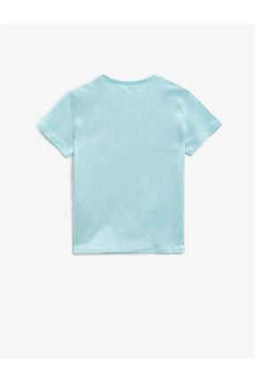 Koton Erkek Çocuk Yeşil T-Shirt 1