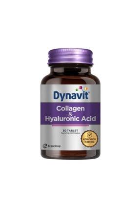 Dynavit Collagen & Hyaluronic Acid 30 Tablet 0