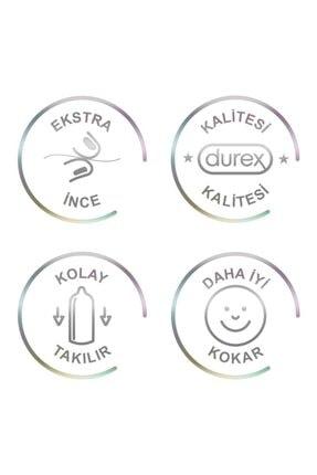 Durex Yok Ötesi Ekstra His Prezervatif, 40'lı Ekonomik Paket 3