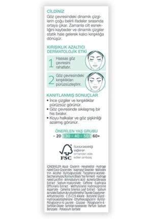 Diadermine Lift+ Botology Kırışıklık Karşıtı Göz Kremi 15 ml 2