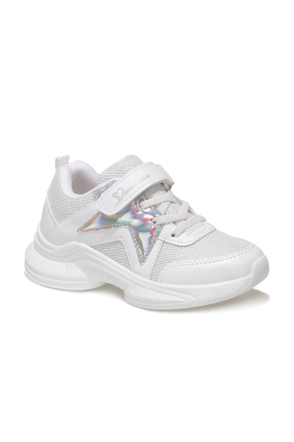 LİZO 1FX Beyaz Kız Çocuk Fashion Sneaker 101015196