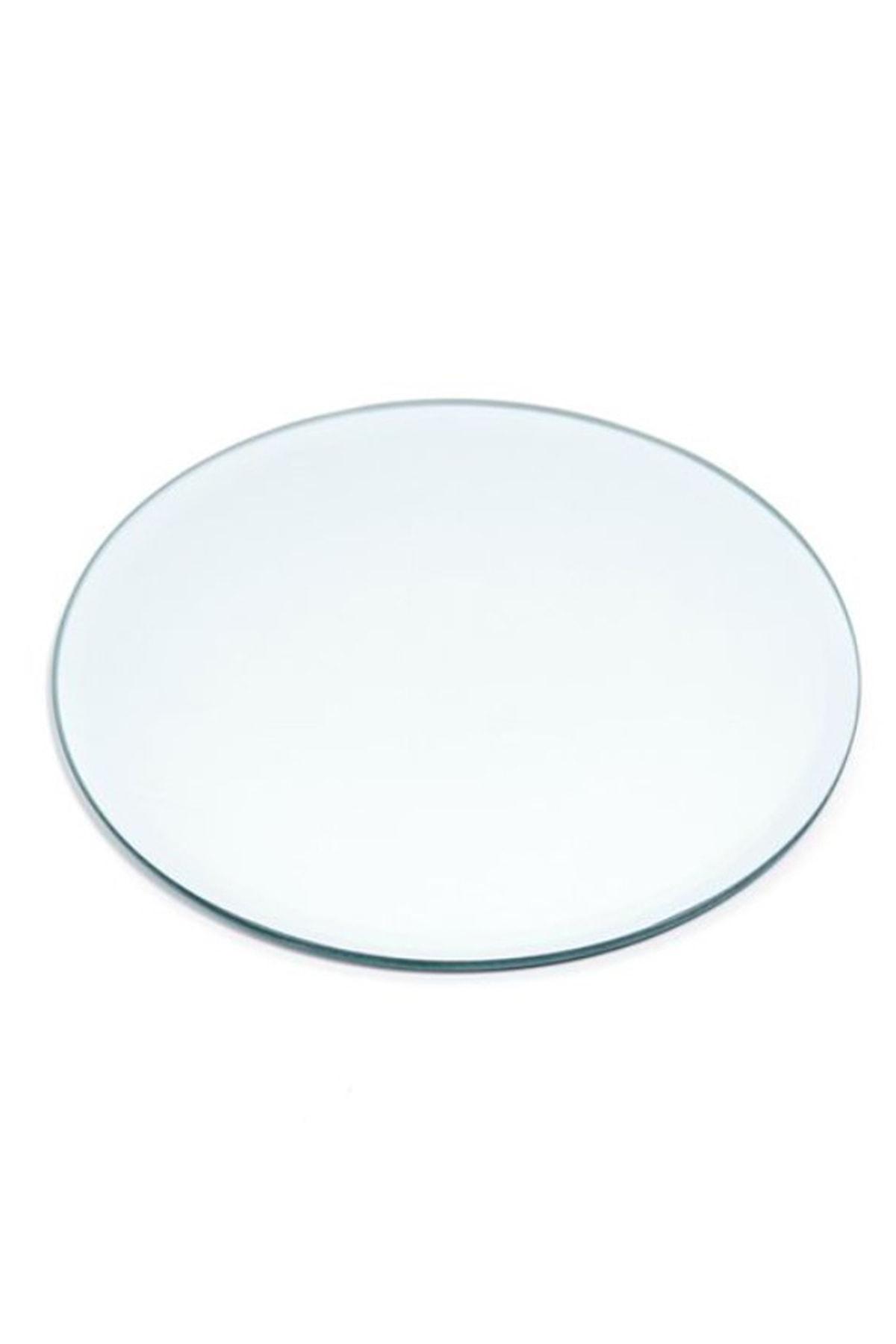 Makromeler Için Yuvarlak Kesim Kaliteli Ayna 18 Cm