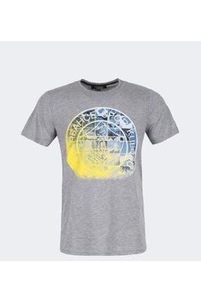 Picture of Erkek Gri Fenerbahçe Tribün Kafes Tshirt