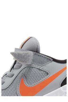 Nike Unisex Çocuk Gri Yürüyüş Koşu Ayakkabı Bq5672-007 Revolutıon 5 Psv 3