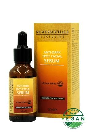 New Essentials Vegan Leke Serumu 30 ml 0