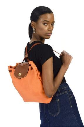 TH Bags Kadın / Kız Sırt Çantası Th20700 Oranj 0