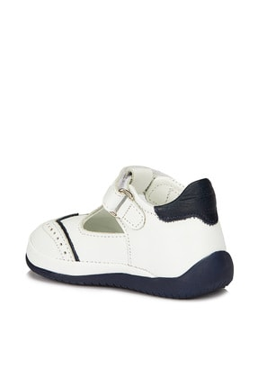 Vicco Master Erkek Ilk Adım Beyaz Günlük Ayakkabı 3
