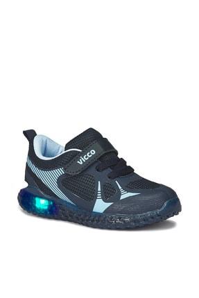 Vicco Figo Erkek Bebe Lacivert Spor Ayakkabı 0