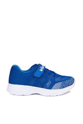 Vicco Hutson Erkek Çocuk Saks Mavi Spor Ayakkabı 2