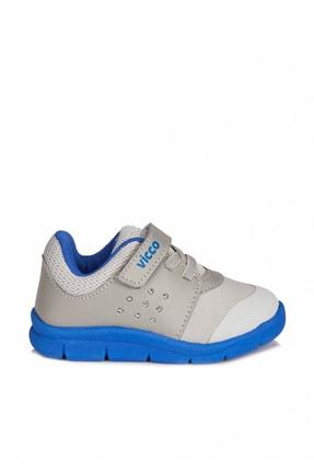 Vicco Mario Iı Erkek Ilk Adım Gri/saks Mavi Spor Ayakkabı 2