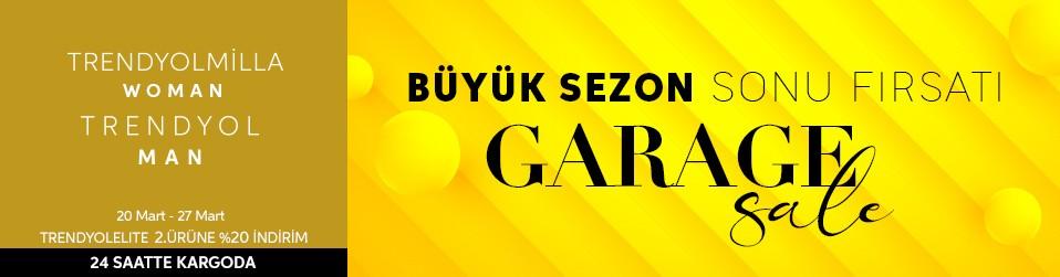 TRENDYOLMİLLA & TRENDYOL MAN - Garage Sale