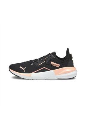 Puma PLATINUM METALLIC WNS Siyah Kadın Koşu Ayakkabısı 101085421 1