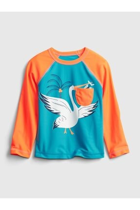 Erkek Bebek 3 Boyutlu Grafik Mayo T-Shirt resmi