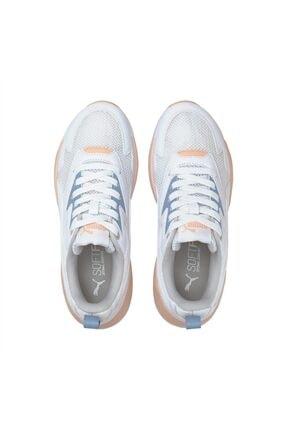 Puma X-RAY LITE JR Beyaz Erkek Çocuk Sneaker Ayakkabı 101085493 4