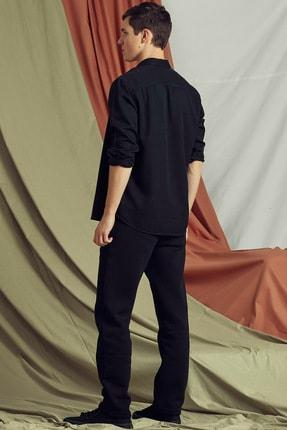 Mudo Erkek Regular Kesim Gömlek (Tencel ? ) 376005 3