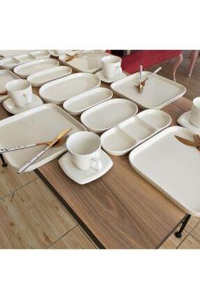 Seha Beyaz Seri Kahvaltı Takımı 1