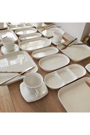 Seha Beyaz Seri Kahvaltı Takımı 2