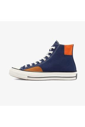Converse Chuck 70 Ripstop And Canvas Hi Erkek Mavi Sneaker 2