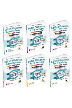 İnformal Yayınları 2021 Kpss Eğitim Bilimlerinin Kara Kutusu Konu Özetli Tamamı Çözümlü Soru Bankası Altın Paket Set 0