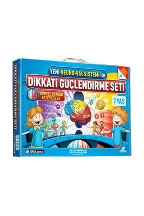 Adeda Yayınları Dikkati Güçlendirme Seti - 1. Sınıf - 7 Yaş / 0