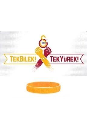 Galatasaray Lisanslı Galatasaray Unisex Omuz Omuza Bileklik Sarı U651905 1