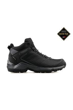 Siyah Erkek Trekking Bot Ve Ayakkabısı Terrex Entry Hiker Mid Gtx F36760