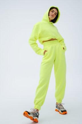 Fineapple Neon Sarı Eşofman Alt 0