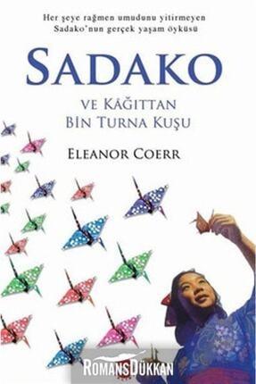 Beyaz Balina Yayınları Sadako ve Kağıttan Bin Turna Kuşu 0